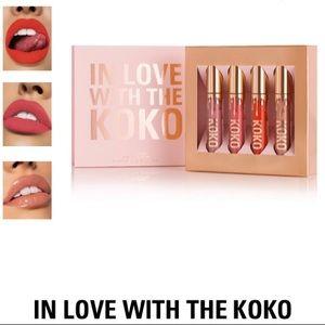 NEW Kylie Jenner Liquid Lip Kollection Khloe Kit